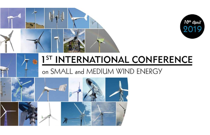 1st International Conference on Small and Medium Wind Energy