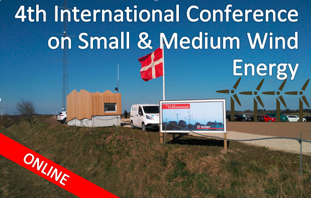 4th International Small Wind Conference