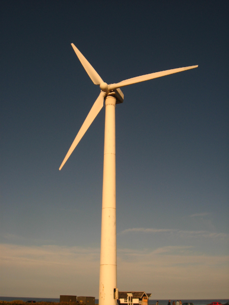 Wind energy course - level 1